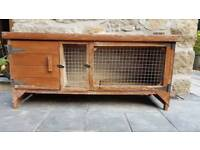 Rabbit hutch,4ft.1 length