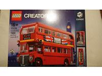 Lego Creator 10258 Routemaster London Bus.