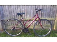 Ladies bike for sale