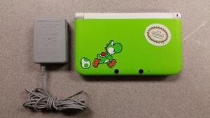 Yoshi 3DS XL System