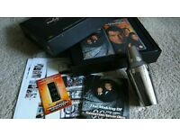 007 box set VHS