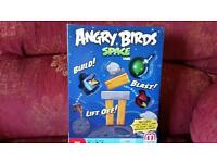 Angry Birds Space Game. New