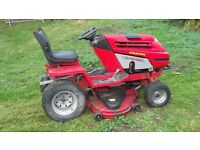 Countax D18-50 ride on mower £1750 plus vat £2100