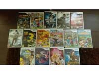 Wii £25 & Games £4 Each