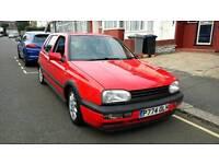 1997 VW Golf mk3 GTI 2.0 8v, low miles, 9months MOT