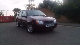 Ford Fiesta 1.3- 31,000 miles!
