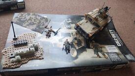 Mega Bloks Call of Duty, Armoured Vehicle - includes box