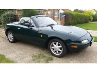 UK Spec MK1 Mazda MX5 1.8i (Low miles)