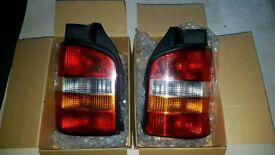 Vw transporter t5 rear brake lights