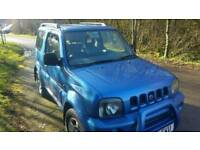 Suzuki jimny 1.3 jlx excellent condition 2001