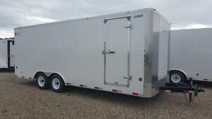 2017 RoyalCargo LARCT52-820-78 Enclosed Car Hauler Trailer