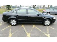 2003 Volkswagen Passat 1.9 TDI PD S 4dr Warranted Mileage @07445775115