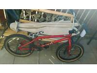Wetopeople bmx red