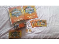 Topps skylanders trading card collection