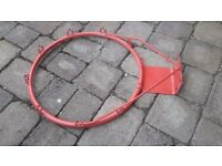 basketball hoop (never used)