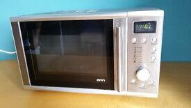Silver Onn microwave