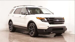 2014 Ford Explorer SPORT*350 HP*RÉGULATEUR DE VITESSES ADAPTATIF