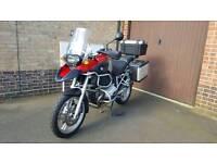 BMW GS 1200 MOTORBIKE