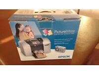Epson picturemate photo printer with lots of spare paper