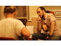 GUITAR LESSONS LONDON - FLAMENCO, ACOUSTIC AND BEGINNER