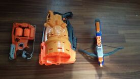 3 nerf guns £10 for quick sale