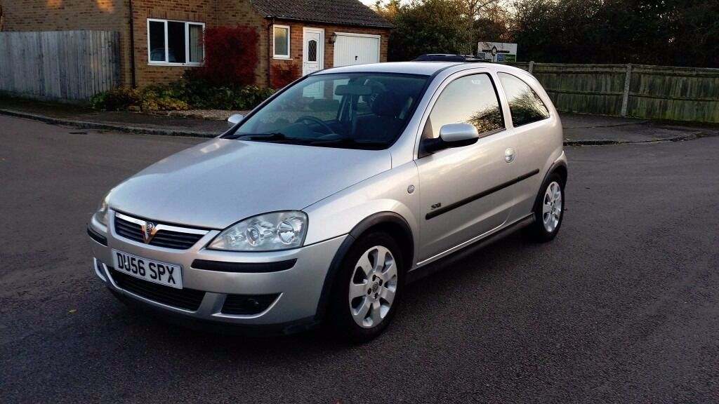 Vauxhall corsa 1.2 sxi 2006 56 IDEAL FIRST CAR