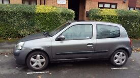 Renault Clio 03 - 88000m - Perfect First Car