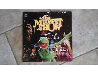Original The Muppet show lp