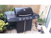 4 BURNER GAS BBQ.BRAND NEW.