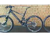 Cube Stereo full suspension mountain bike