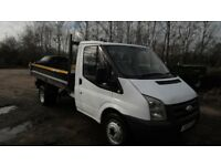 2007/07 Ford Transit T350 Tipper 2.4 Turbo Diesel ** call 07956 158103 **