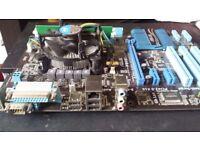 ASUS P8H61-M LE / USB3 LGA1155 DDR3 PCI-DVI