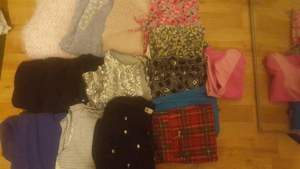 Girls clothing bundle age 11