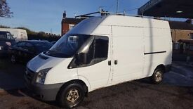 Ford Transit LWB High Top 2007 6 Speed