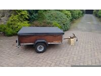 "Trailer (5ft x 3ft x 16"") by Banbury"