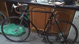 Retro Townsend road bike