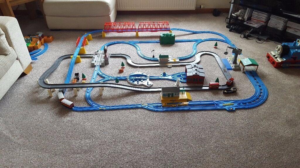 Thomas The Tank Train Track Instructions