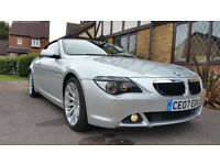 BMW 6 Series 630i For Sale - Stunning Condition Throughout