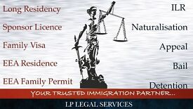 Immigration Specialist - Same Day Appointment. Home Office Appointment, All UK and EU immigration