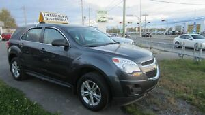 2011 Chevrolet Equinox LS automatique  fwd mags air climatise FI