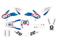 KIT KTM SX EXC 2014 2015 2016 Sticker best quality.
