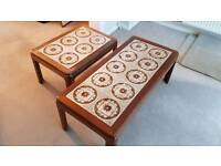 G Plan Tiled Coffee Tables