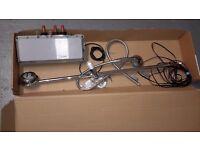 Aqualisa Quartz A2 mains power shower- electronic