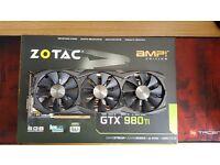 Nvidia GTX 980Ti - Zotac AMP Edition Graphics / Video Card