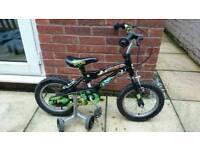 Ben 10 child bike