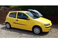 ONE OF THE BEST AROUND,2003 FIAT PUNTO 1.2 SPORT,1 YEAR MOT,NEW CAM BELT,S/HISTORY,SUPERB CONDITION