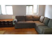 A lovely 3 Bedroom Flat, Available September 3rd, Furnished