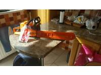 "ATTENTION JOINERS EIZEN KRAFT 20"" CHAINSAW"