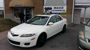 2008 Mazda Mazda6 Gs,V-6,Automatique,Toit élect,Siège élect,Clim