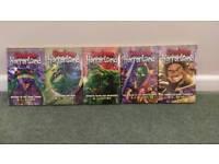 Goosebumps books for kids (Books 1-5)